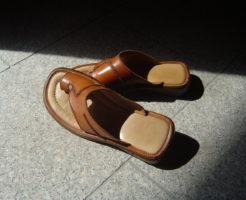 共用の長靴から感染!?再発を繰り返し病院へ
